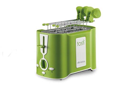 Ariete Tosti - Tostadora, color verde