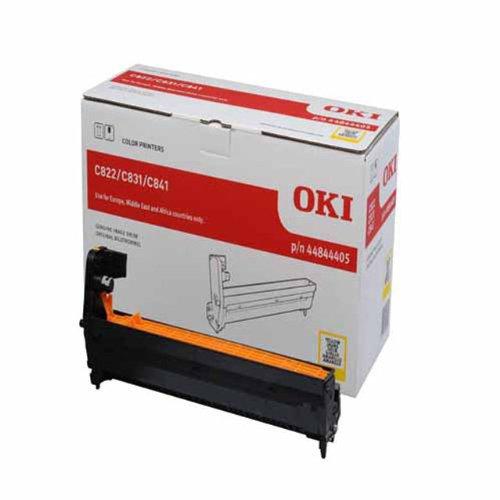 OKI Bildtrommel Gelb 30.000 Seiten C822/C831/C841