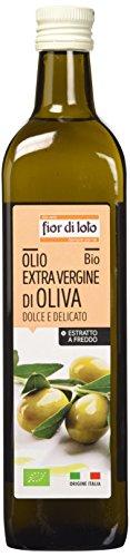 Fior di Loto Olio Extra Vergine di Oliva Dolce e Delicato - 750 gr