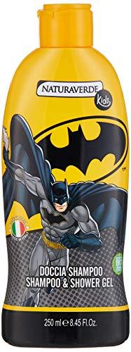 BATMAN Doccia Shampoo 250 Ml. Seifen und Kosmetika