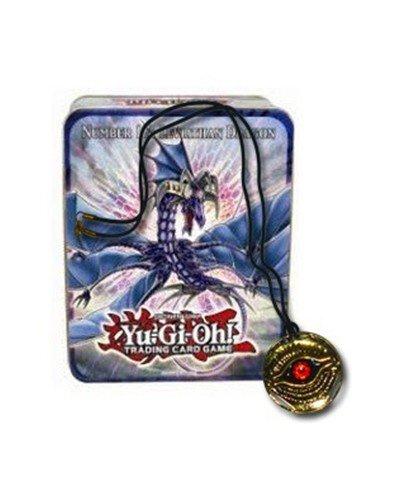Konami Yu-Gi-Oh! Tin 2011 Wave 1 Leviathan Drache (deutsch) + Amulett des Herrschers