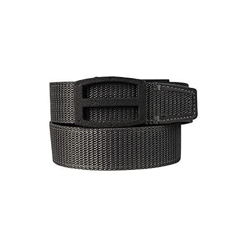 Nexbelt Ratchet Gun Belt for Men - Tactical EDC Titan Coyote PreciseFit Nylon Gun Belt for Concealed Carry