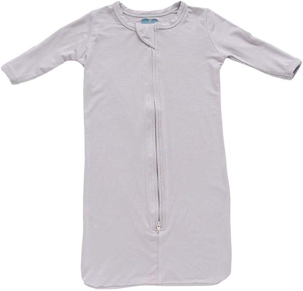 MK CO. ORGANICS Gown - Minneapolis San Francisco Mall Mall Unisex Soft Sleeper Made B Baby of