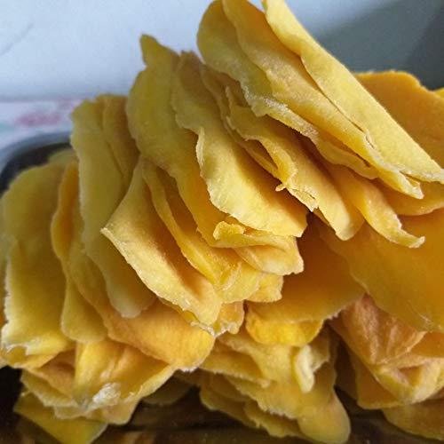 Ivory Deli ドライ マンゴー[並行輸入品] タイ産のローシュガーマンゴー 100g X1 袋 Dried Mango From Thailand