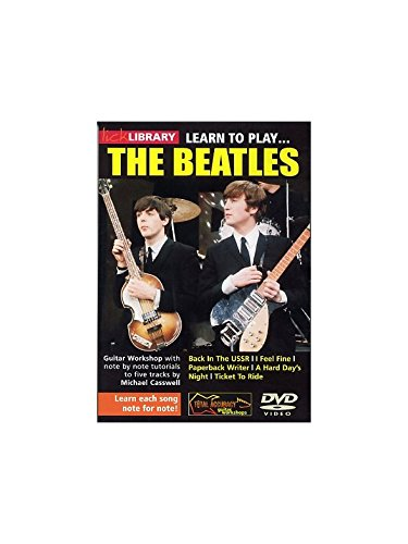 Lick Library: Learn To Play The Beatles. Für Gitarre