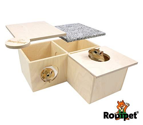 Rodipet® +Granit Nagervilla Madina duoporta
