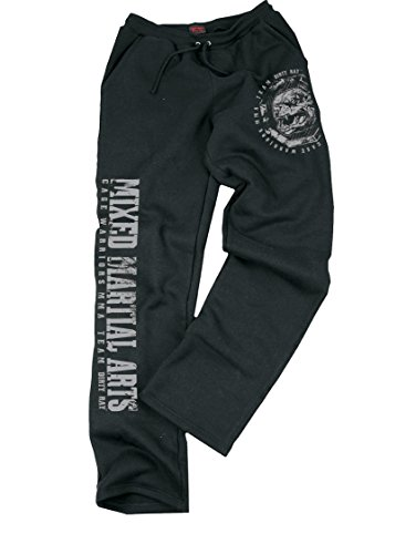 Dirty Ray Kampfsport MMA Fight Division Jogginghose Freizeithose SDMMA2