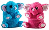 Switch A Rooz Elephant Peanut Butter and Jelly Plush