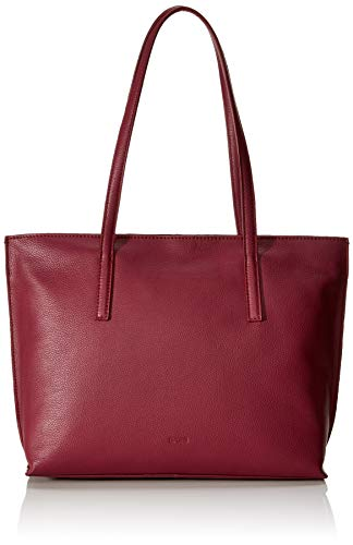 BREE Damen Cary 5 Tote, Rot (Rhododendron), 11.5x27x33 cm