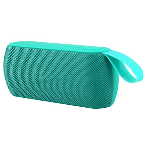 Hjd luidspreker Bluetooth Mini Audio Computer Outdoor luidspreker draagbaar Cool Green