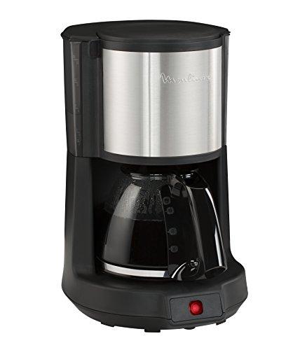 Moulinex FG370811 Percolateur indépendant Semi-automatique 15 tasses Acier inoxydable Café moulu