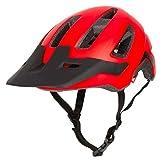 BELL Nomad Casco para Bicicleta de montaña, Hombre, Rojo, TU EU