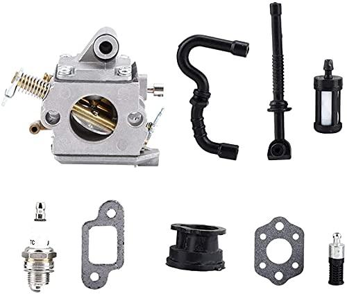Queta Carburador para Stihl 017 018 Ms170 Ms180 Motosierra ZAMA C1Q-S57A Piezas Accesorios de Reemplazo
