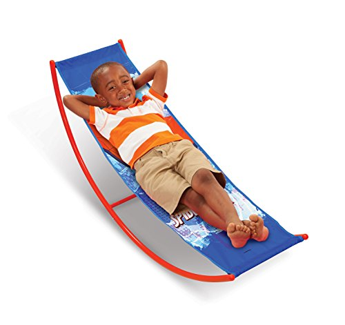 THE ULTIMATE SPIDER-MAN Spider-Man Hammock with Printed Carry Bag...