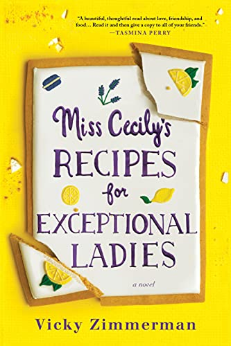 Image of Miss Cecily's Recipes for Exceptional Ladies: A Novel