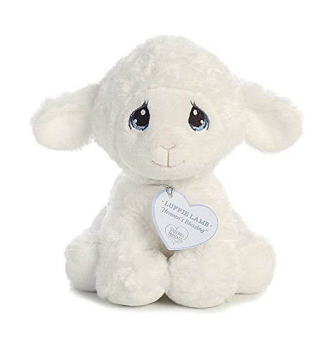 Aurora - Precious Moments - 8.5' Luffie Lamb - Small