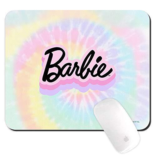 Alfombrilla de ratón Antideslizante Original y Oficial de Barbie para PC, diseño, 220 x 180 mm, Estilo 7