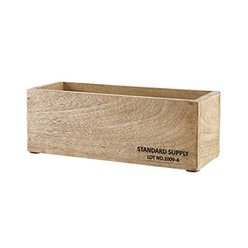 Butlers STANDARD SUPPLY Holzkasten hochkant L 28 x B 11cm