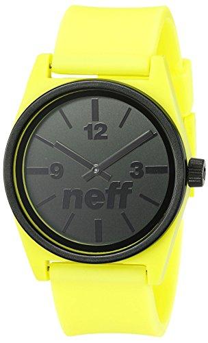 NEFF Herren Accessoires / Uhr Deuce grün Einheitsgröße