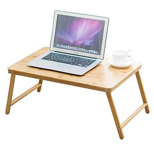 Mesa portátil plegable, Bandeja de separación de cama multifuncional, Bandeja de desayuno con sofá portátil, Escritorio portátil de cama, Escritorio de cama móvil, Mesa de ocio, También adecuada for t