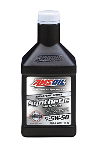 Amsoil Signature Series 5W-50 Synthetic Motor Oil...