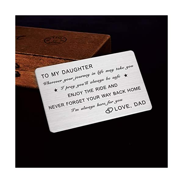 Son Wallet Card, Wherever Your Journey In Life May Take You, To Our Son Gifts from Mom and Dad, Engraved Wallet Insert Son, Son Birthday Card, Graduation Gifts