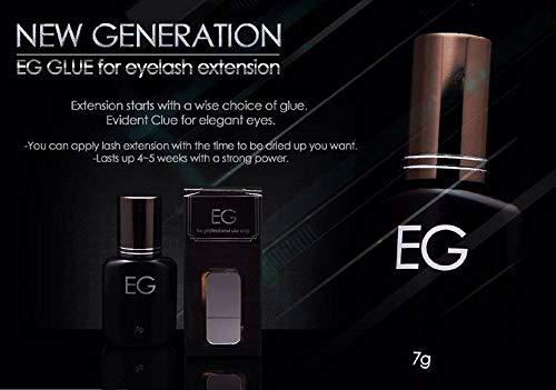 Neicha EG Eyelash Extension Glue Lijm | Wimperextensions lijm | Professionele Ultrasnelle Wimperlijm (7ml)