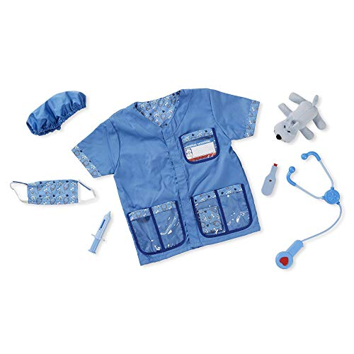 Melissa and Doug Costume da Veterinario
