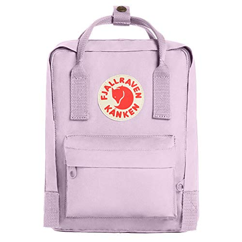 FJALLRAVEN Kånken Mini - Gepäck - Handgepäck Erwachsene unisex lila (Pastell Lavendel)