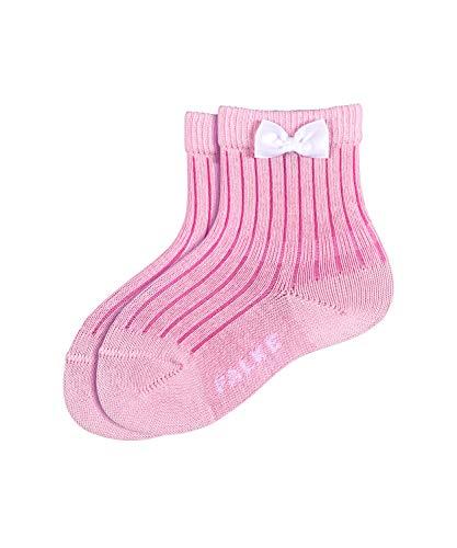 FALKE Baby Socken Classic - Baumwollmischung, 1 Paar, Rosa (Marshmellow 8448), Größe: 74-80