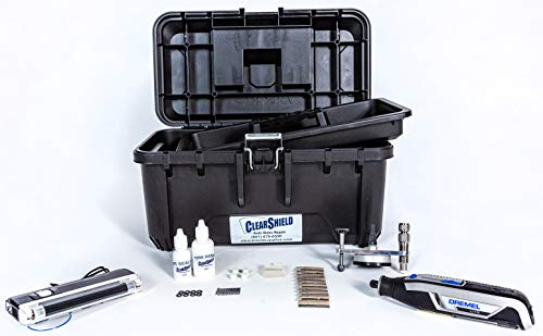 Clearshield Windshield Repair Kit - Windshield Repair - Windshield Crack Repair...
