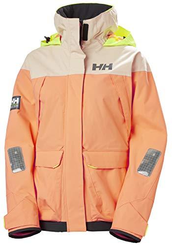Helly Hansen Pier Jacke Jacket Femme, Orange, L