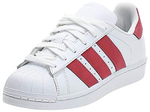 Adidas Originals Baskets Superstar Adicolor , Blanc (Footwear White/Footwear White/Core Black 0), 36 EU