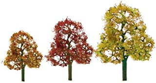 JTT Scenery Products Premium Series: Autumn Deciduous, 3.5-4""