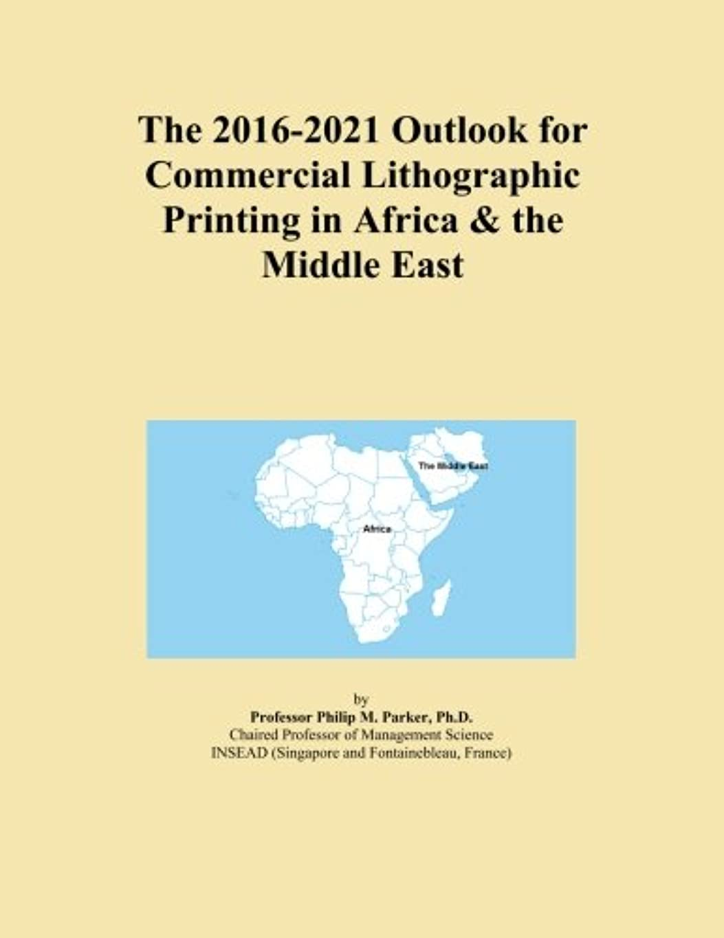 森林段階ネクタイThe 2016-2021 Outlook for Commercial Lithographic Printing in Africa & the Middle East