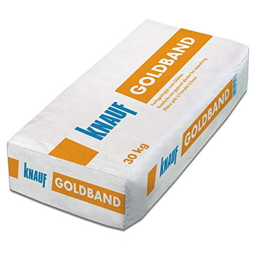 Knauf Goldband Fertigputzgips zum Glätten 30kg/ Sack