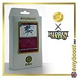 Kirlia SV35/SV94 Chromatique - #myboost X Sun & Moon 11.5 Hidden Fates - Coffret de 10 Cartes Pokémo...