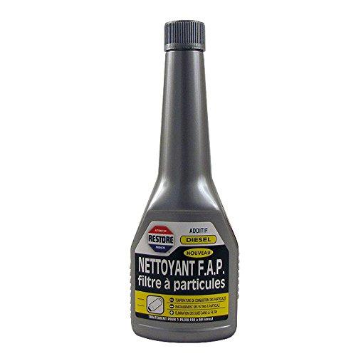 Restore Optimum 542041 Nettoyant Filtre À Particules Diesel Avec Ou Sans Turbo 250 Ml