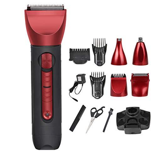 YQ&TL Tondeuse à Cheveux Body Wash Multi-Function Shaver Set Set Recharge de Cheveux