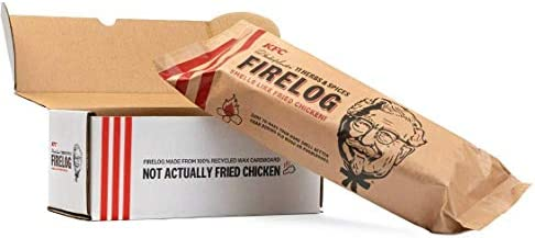 KFC Firelog 5 Pounds with 11 Herbs and Spices product image