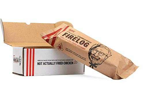 KFC Firelog 5 Pounds with 11 Herbs and Spices