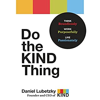Do the KIND Thing audiobook cover art