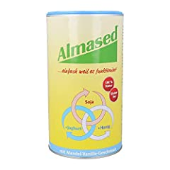 Almased Almond Vanilla Flavor Powder, 500 g Poeder*