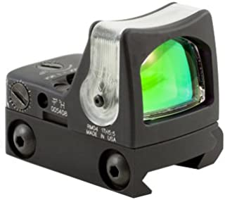 Trijicon RMR 7 MOA Dual-Illuminated Amber Dot Sight
