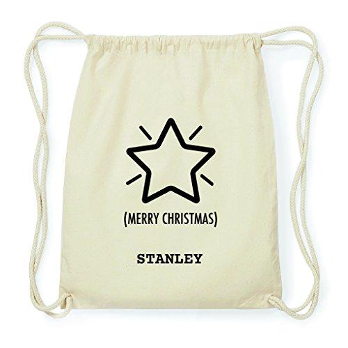 JOllify gymtas cadeau voor Stanley Kerstmis rugzak van katoen BPX5937