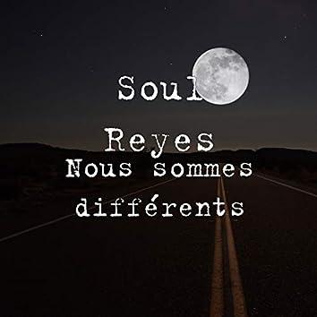 Nous sommes différents