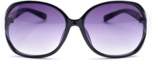 discount Foster Grant lowest Women Sunglasses popular Fashion Big Round Black Summer outlet sale
