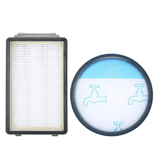 Omabeta Accesorios de aspiradora ABS, Filtro de aspiradora para Filtro Rowenta, Cocina eficaz para el hogar