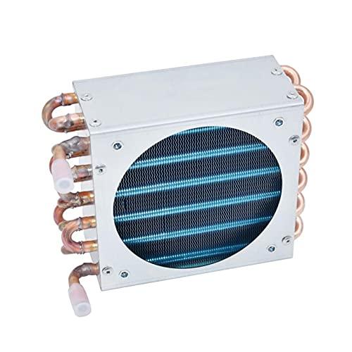 XINYE wuxinye con Condensador de cáscara con congelador con congelador con Aire enfriado con Aire enfriado con Aire enfriado al Agua Aleta de Aluminio Tubo de Cobre Intercambiador de Calor