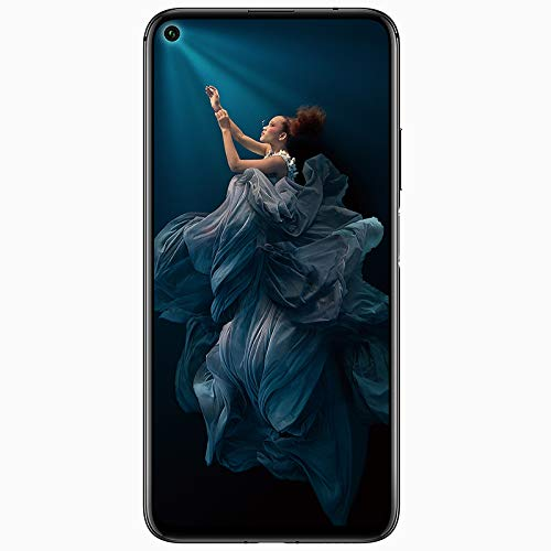 Honor 20 (Midnight Black, 6GB, 128GB Storage) - 48m AI Quad Rear...